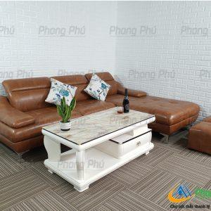 Sofa góc da cao cấp SFC02