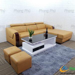 Sofa góc da cao cấp SFC06