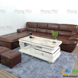 Sofa góc da cao cấp SFC07