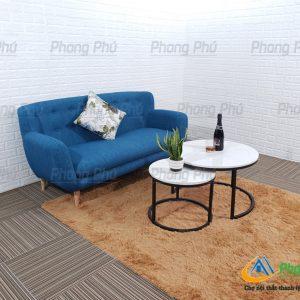 Sofa văng nỉ cao cấp SFV04
