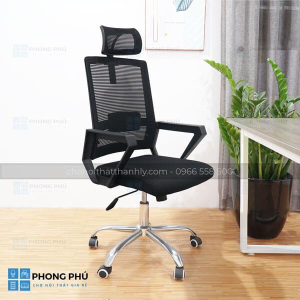 Nội thất Phong Phú - địa chỉ mua ghế giám đốc cao cấp uy tín nhất - 2