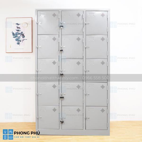 tủ sắt locker - 1