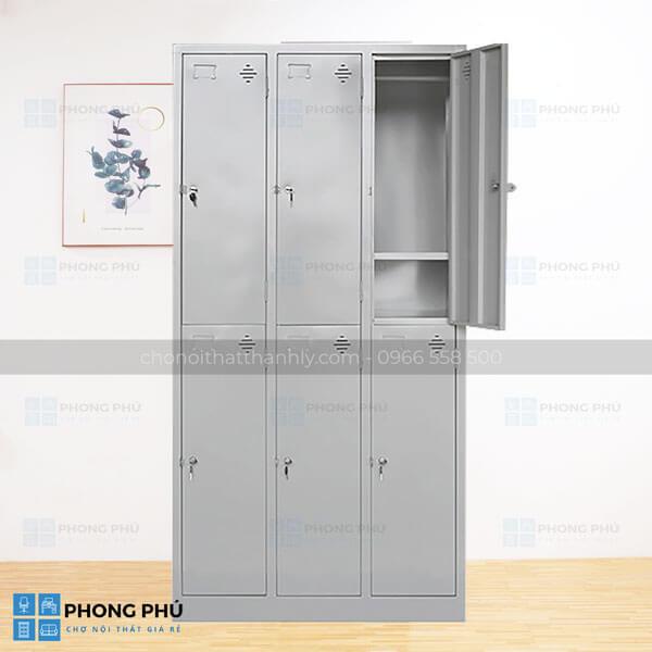 tủ sắt locker
