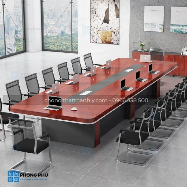 3 mẫu thanh lý ghế phòng họp chuẩn cho từng loại văn phòng