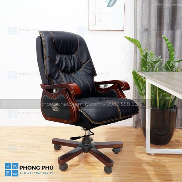 Nội thất Phong Phú - địa chỉ mua ghế giám đốc cao cấp uy tín nhất