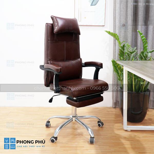 Nội thất Phong Phú - địa chỉ mua ghế giám đốc cao cấp uy tín nhất - 1